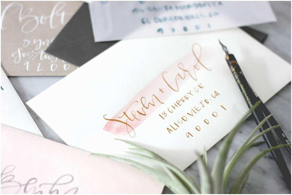 Addressing Wedding Invitation Envelopes Learn How to Address Wedding Invitations