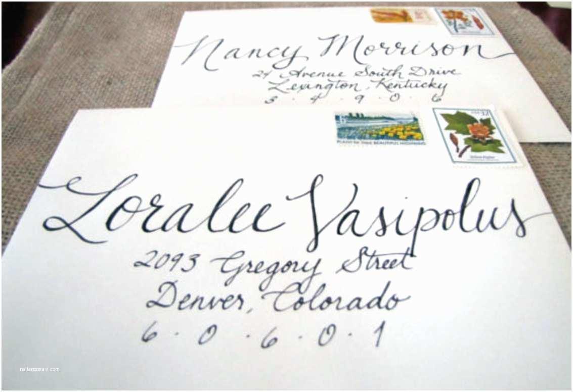 Addressing Wedding Invitation Envelopes Using Titles On Wedding Invitations and Wedding Envelopes