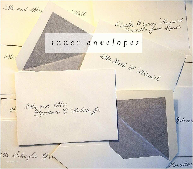 Addressing Wedding Invitation Envelopes Wedding Invitation Etiquette Addressing Inside Envelope