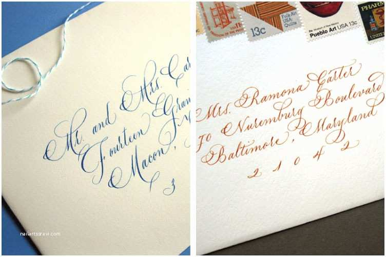 Addressing Wedding Invitations to A Family Etiquette Addressing Your Wedding Invitations