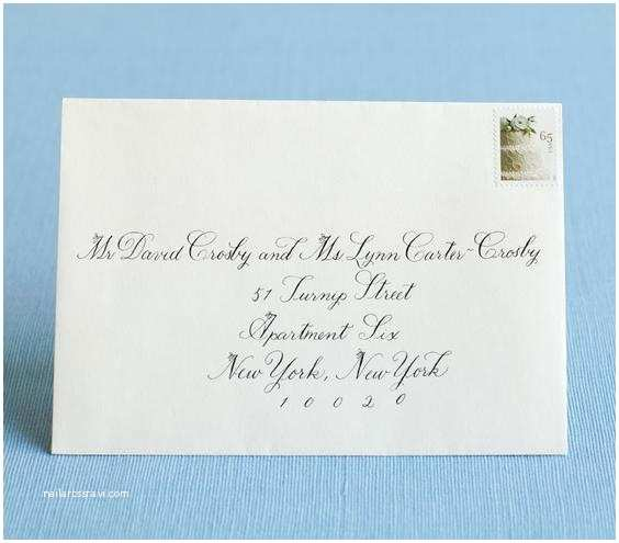 Addressing Wedding Invitations to A Family How to Address Wedding Invitations to A Family How to