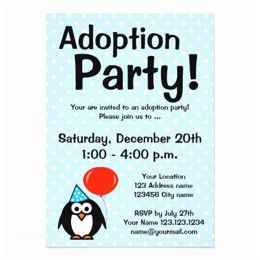 Adoption Party Invitations 1 000 Adoption Invitations Adoption Announcements