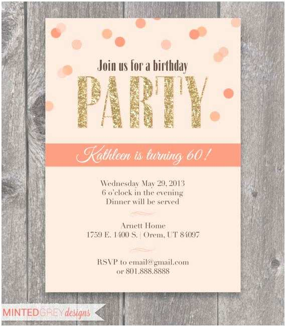 Adult Birthday Invitations Adult Birthday Invitations 35 Pretty Examples Jayce O Yesta
