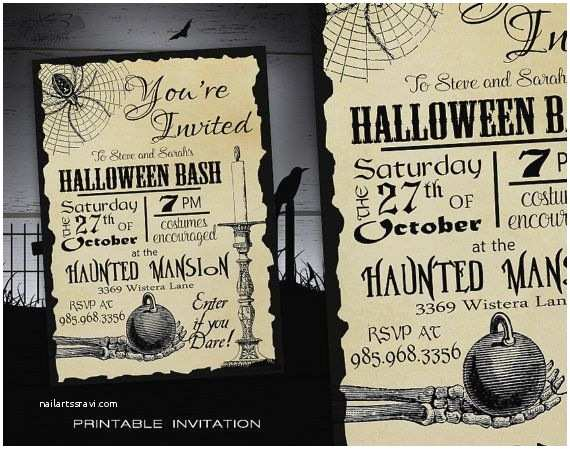 Adult Halloween Party Invitations 25 Best Ideas About Adult Halloween Invitations On
