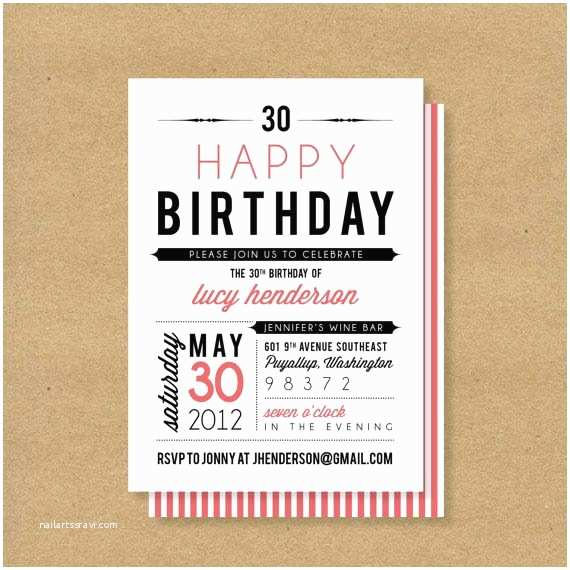 Adult Party Invitations Adult Birthday Invitations 35 Pretty Examples Jayce O Yesta
