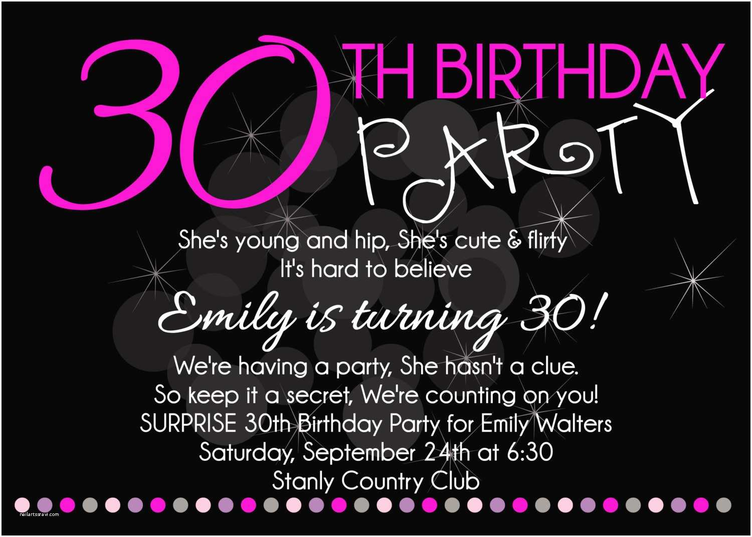 Adult Party Invitations Adult Birthday Party Printable Invitation
