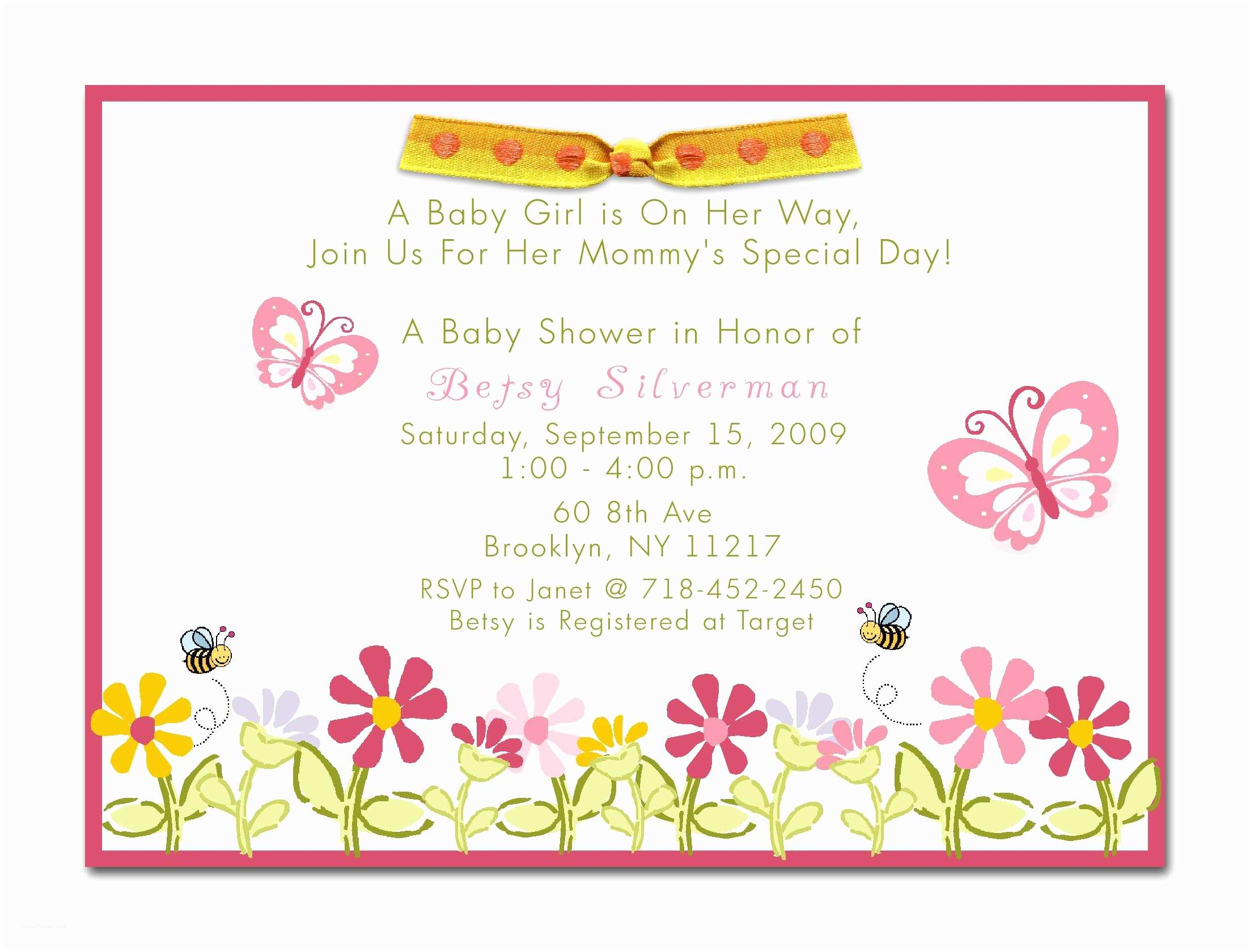 Affordable Baby Shower Invitations Cheap Baby Shower Invitations for Girls