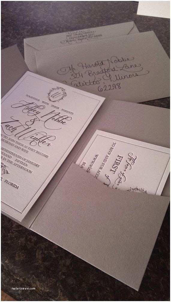 Affordable Letterpress Wedding Invitations 776 Best Paper Images On Pinterest