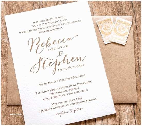 Affordable Letterpress Wedding Invitations Affordable Letterpress Wedding Invitations Tampa Bay