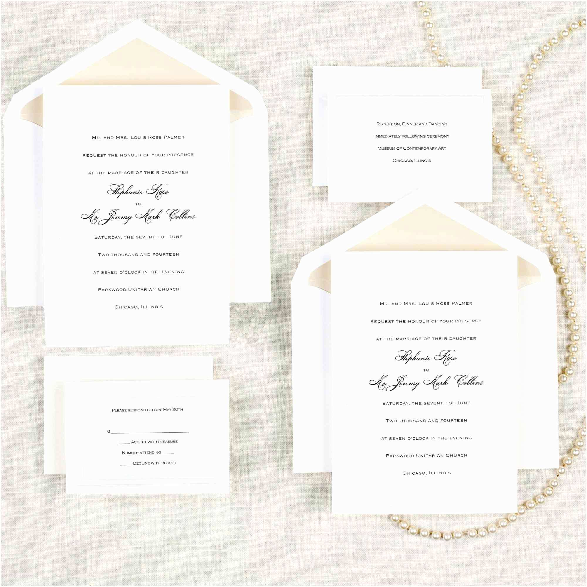 Affordable Pocket Wedding Invitations Wedding Pocket Invitations Elegant Cheap Wedding