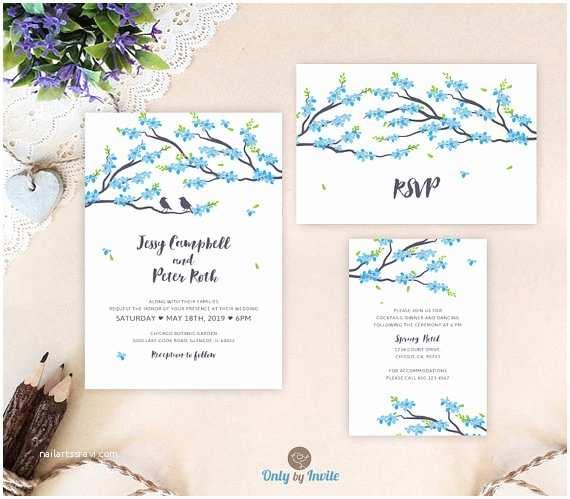 Affordable Wedding Invitation Sets Cheap Wedding Invitation Sets Blue Wedding Invitations