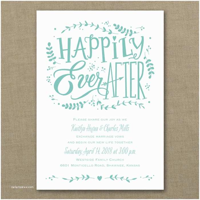 After Wedding Dinner Invitation Wording Wedding Invitation Wording Happily Ever after Yaseen for