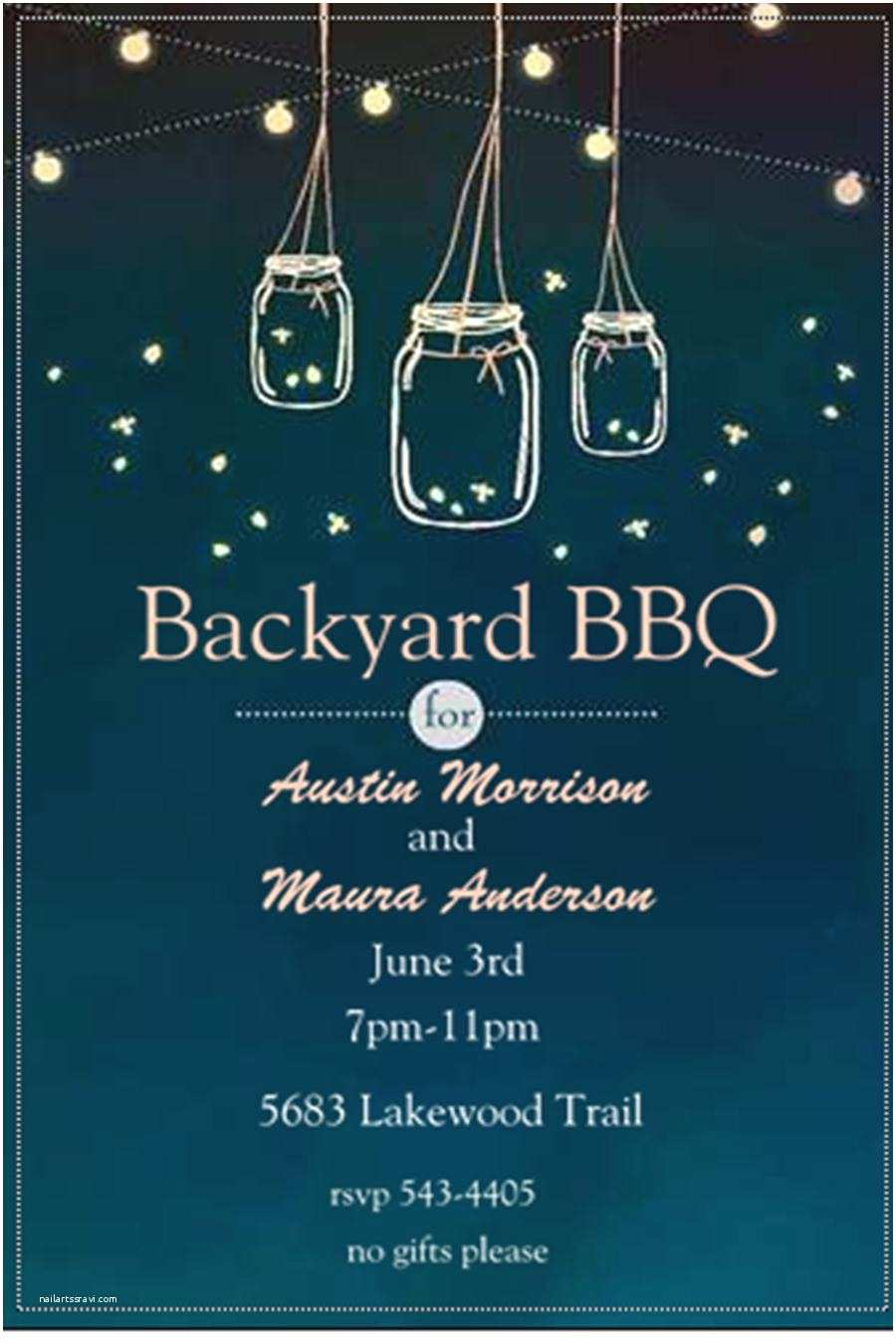 After Wedding Party Invitations Engagement Barbecue I Do Bbq Party Invitations New