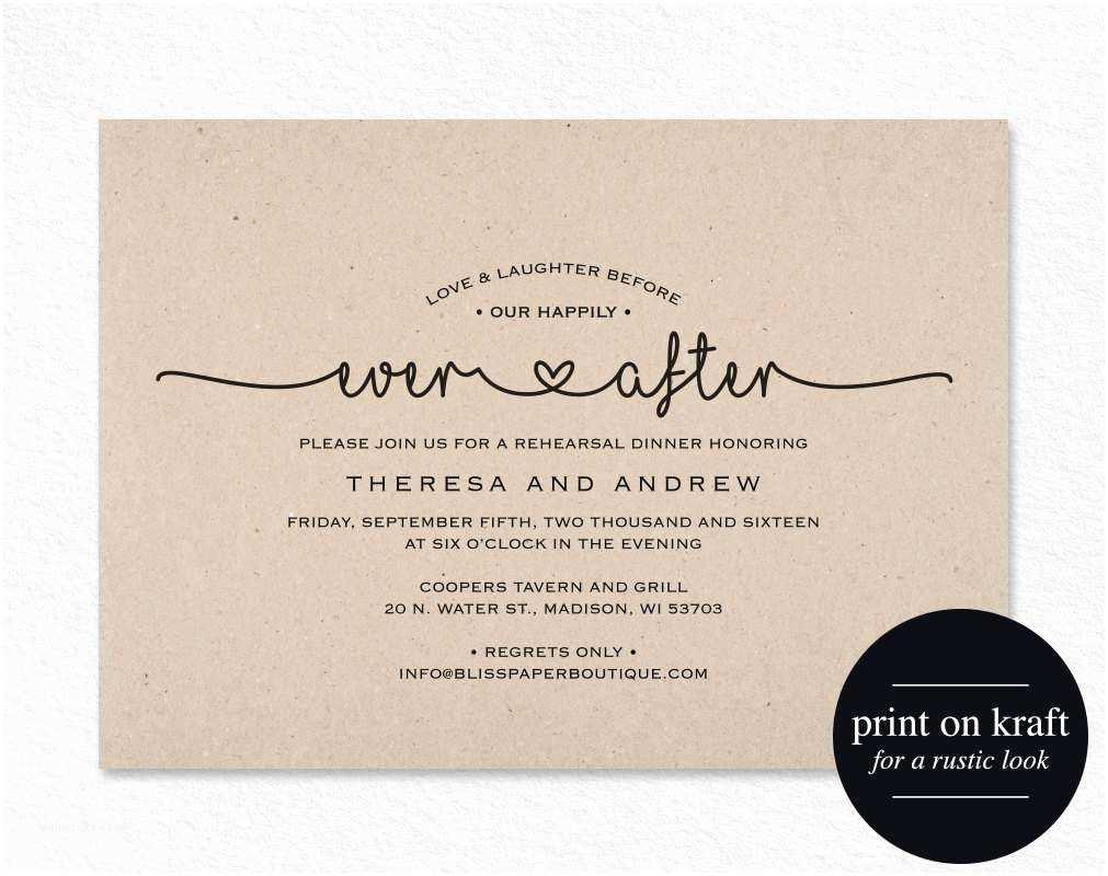 After Wedding Party Invitations Wedding Invitation Wording Ideas