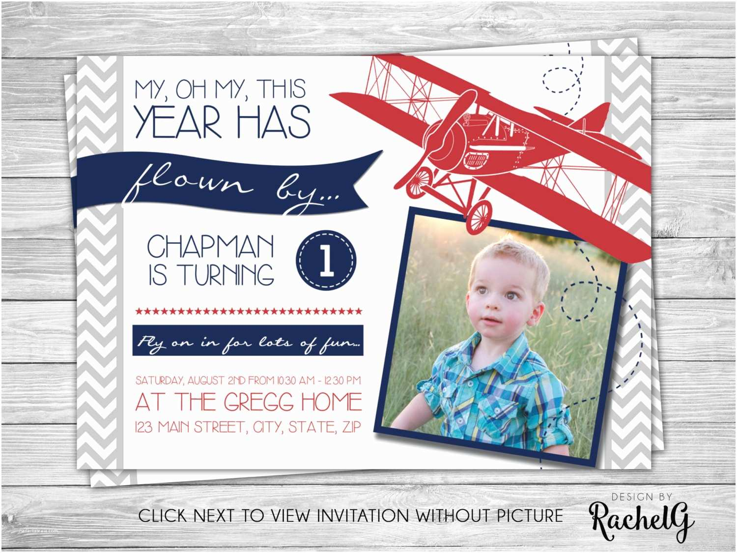 Airplane Birthday Invitations Airplane Birthday Invitations – Gangcraft