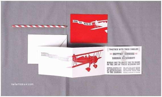 Airplane Wedding Invitations Best 25 Airplane Wedding Invitations Ideas On
