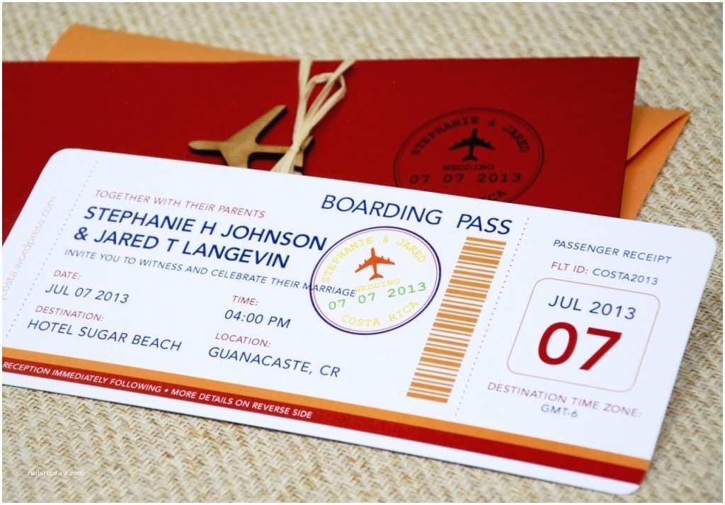Airplane Wedding Invitations Modal Title