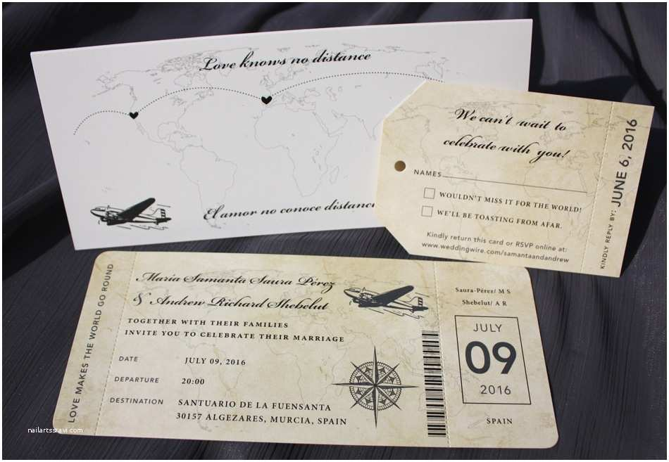 Airplane Wedding Invitations Rustic Archives Page 2 Of 20 Emdotzee Designs