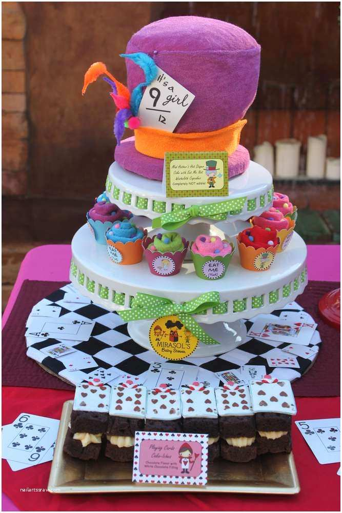 Alice In Wonderland Baby Shower Invitations Alice In Wonderland Baby Shower Ideas