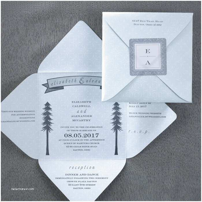 All In One Wedding Invitations All In E Wedding Invitations – Gangcraft