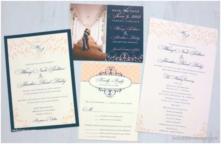 All In One Wedding Invitations Costco Wedding Invitations Costco