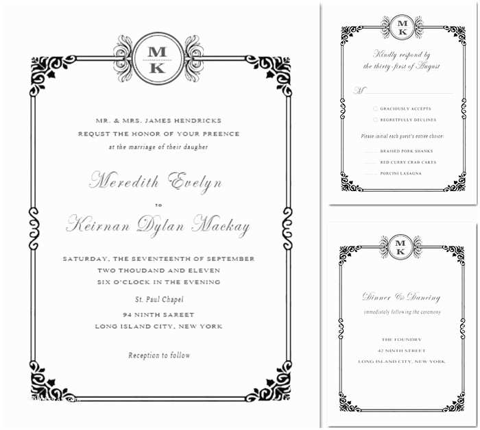 All White Party Invitations Fire and Ice Wedding theme Archives Happyinvitation