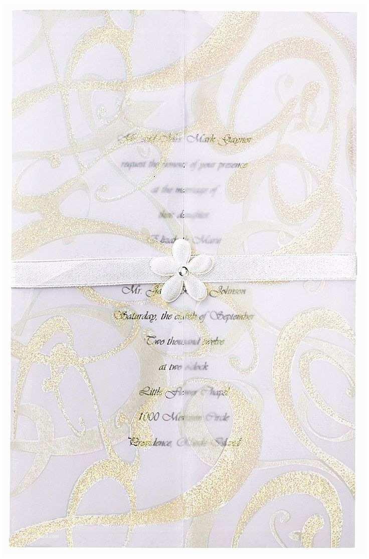 Amazon Wedding Invitations Wedding Invitation Kits Amazon Various Invitation Card