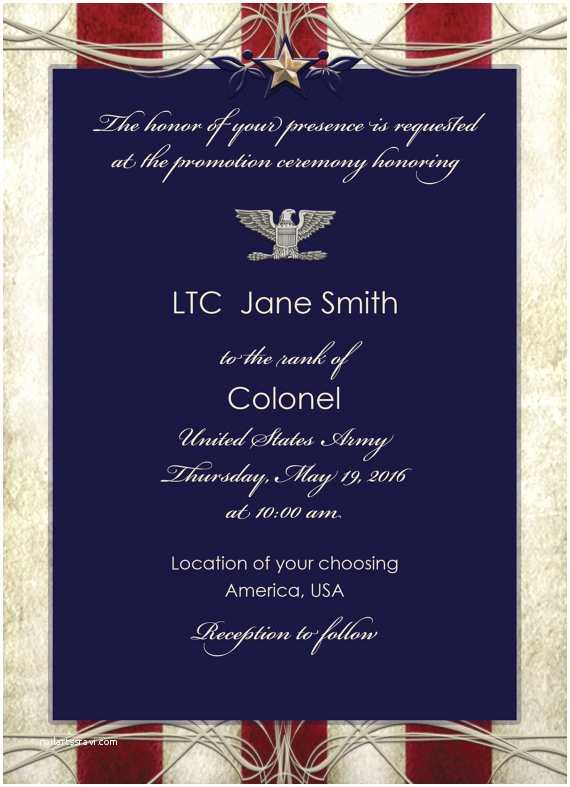 American Flag Wedding Invitations Patriotic Wedding Invitations