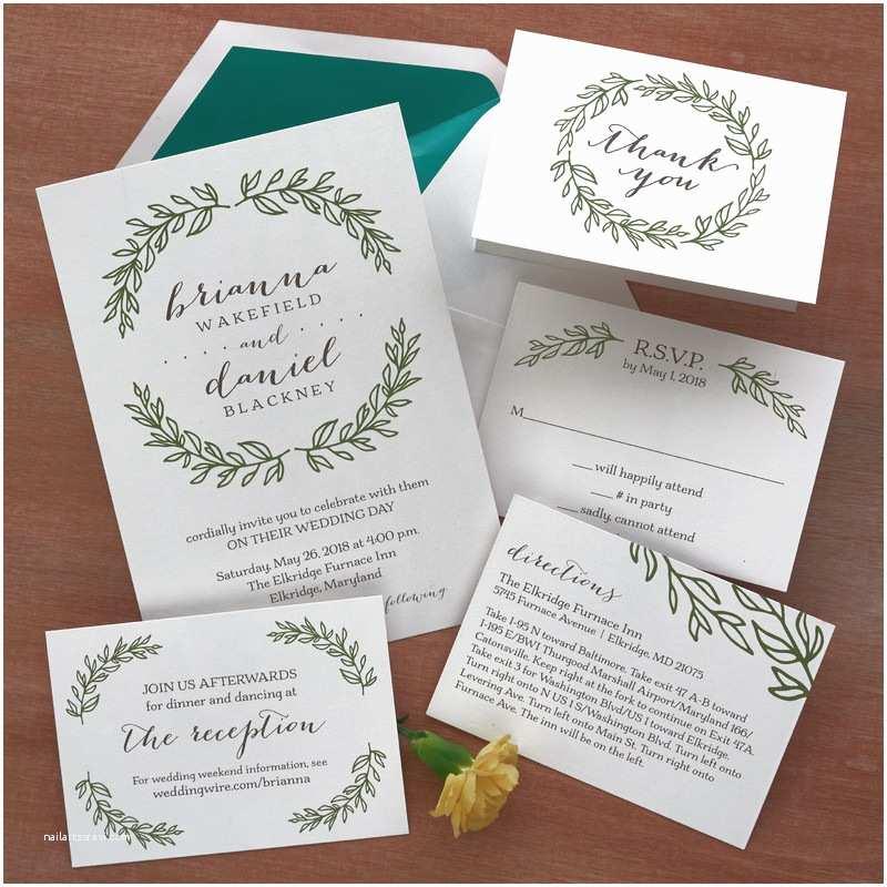 American Stationery Wedding Invitations the American Wedding Invitations Nationwide Weddingwire