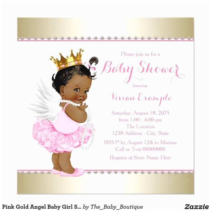 Angel Baby Shower Invitations 1000 Images About Ethnic Girl Baby Shower Ideas On