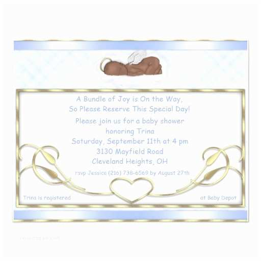 Angel Baby Shower Invitations African American Angel Gifts T Shirts Art