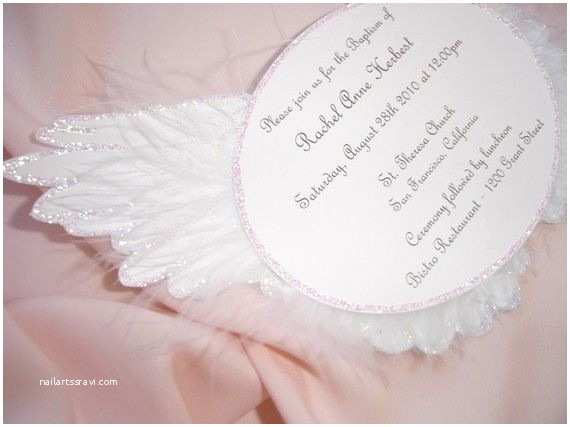 Angel Baby Shower Invitations Best 25 Angel Baby Shower Ideas On