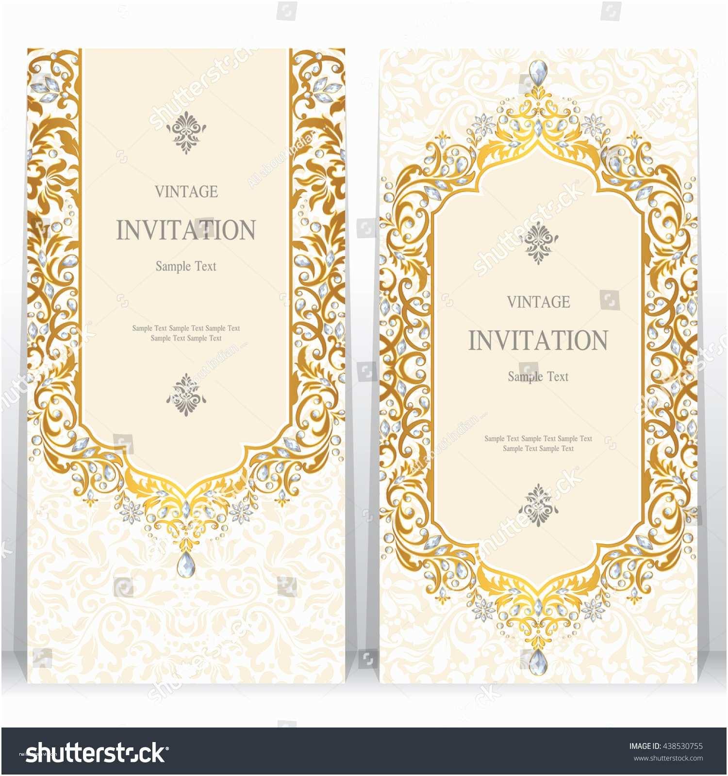 Arabic Style Wedding Invitations Arabic Wedding Invitations Red Arabic Laser Cutting