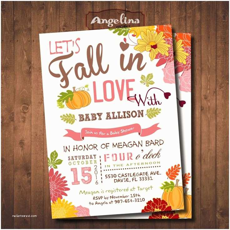 Autumn Baby Shower Invitations Best 25 Fall Baby Showers Ideas On Pinterest