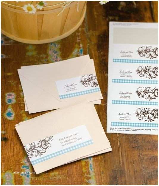 Avery Labels for Wedding Invitations Your Design Wraparound and Address Labels On Pinterest