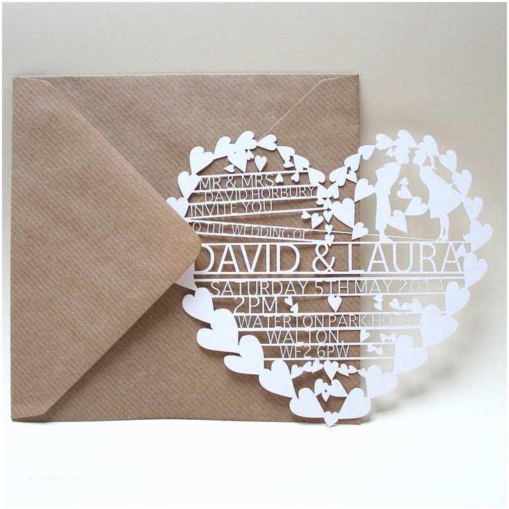 Awesome Wedding Invitations Creative Wedding Invitations Maryanne Scott