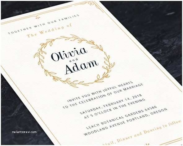 B Wedding Invitations 75 High Quality Wedding Invitation Card Designs Psd