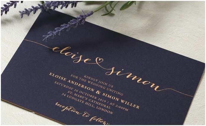 B Wedding Invitations Wedding Invites Embossed Laser Cut Letterpress &