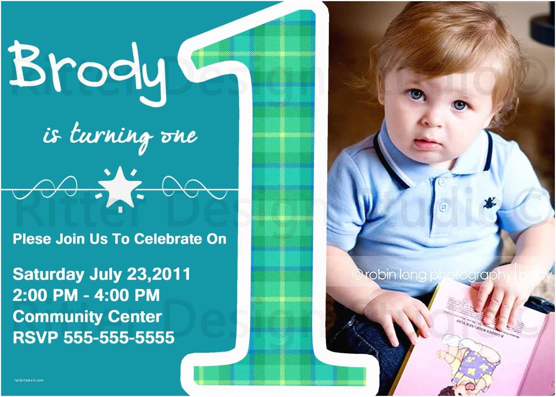 Baby Birthday Invitations Baby Boy Birthday Invitations