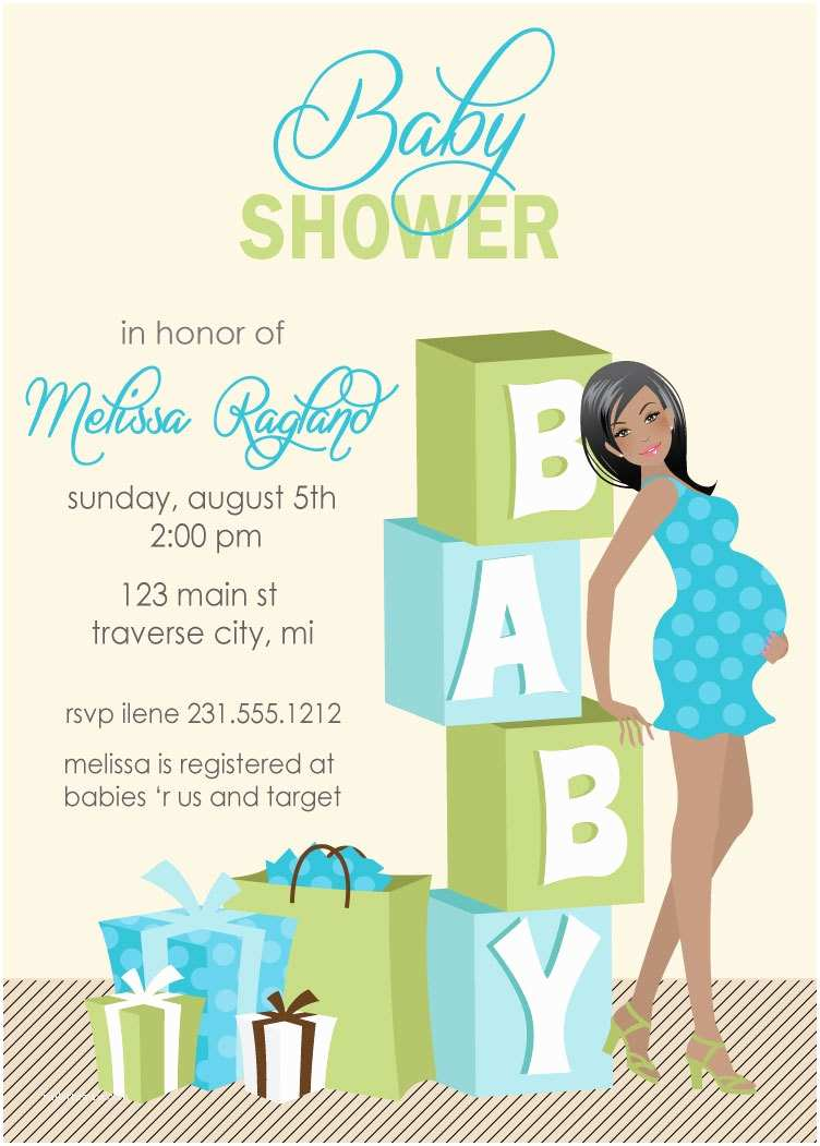 Baby Boy Baby Shower Invitations Baby Shower Invitations for Boys