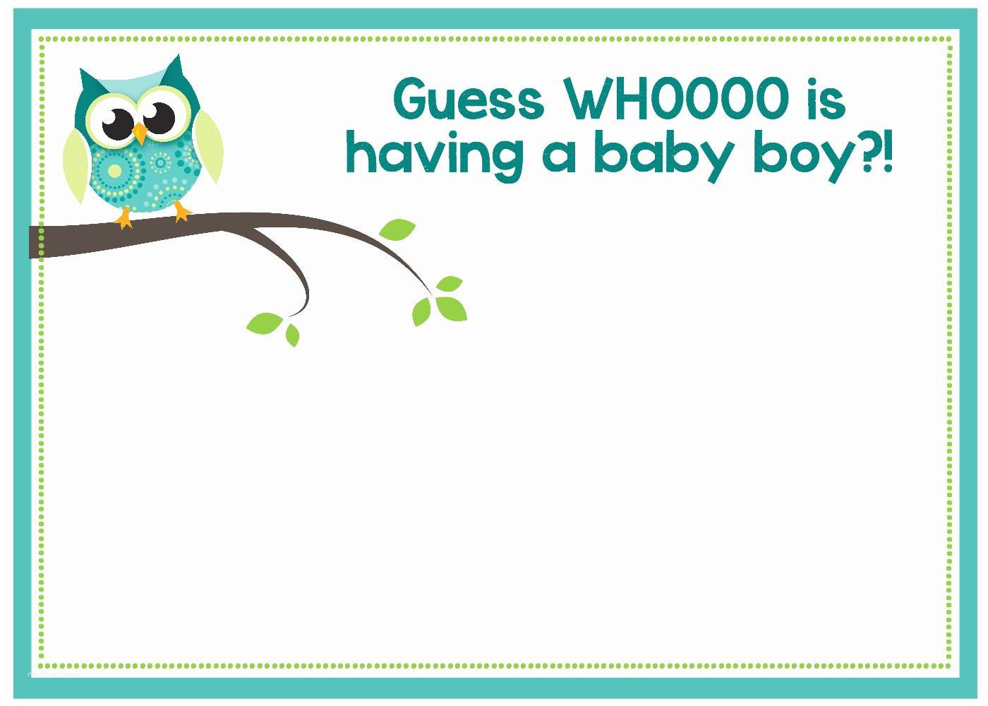 Baby Boy Baby Shower Invitations Free Printable Owl Baby Shower Invitations & Other