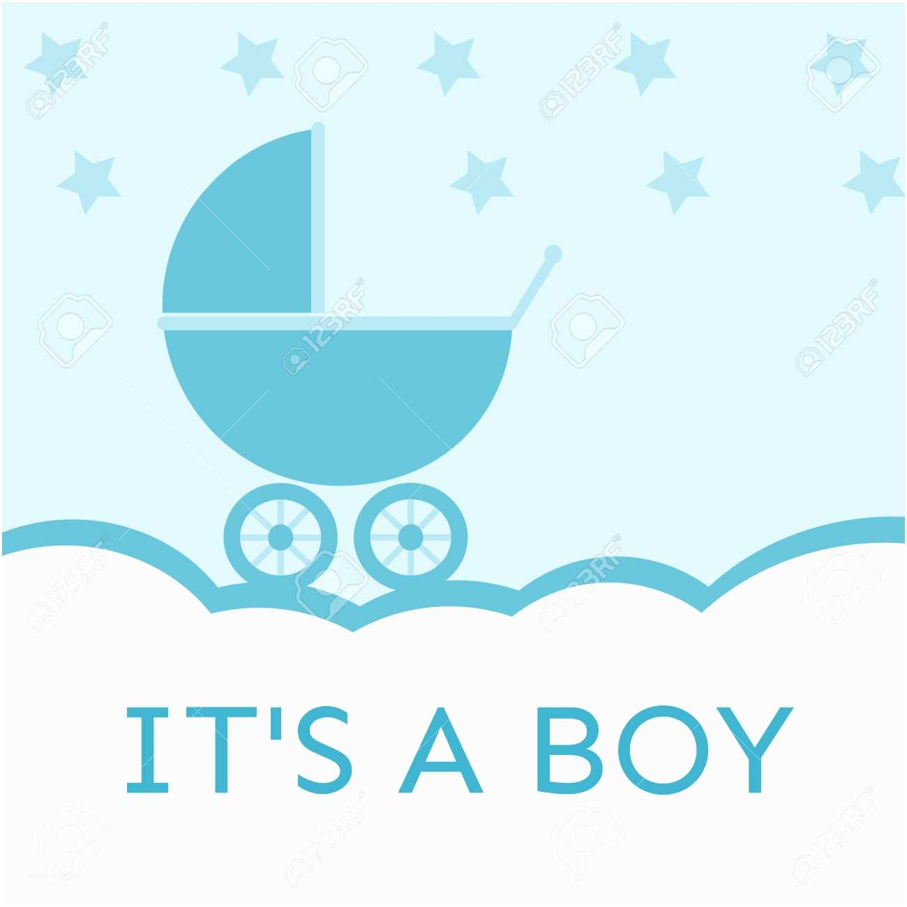 Baby Boy Baby Shower Invitations It S A Boy Baby Shower Clipart Clipartxtras
