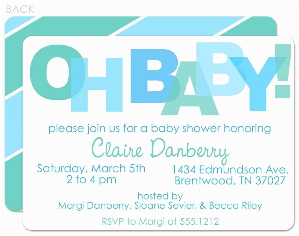 Baby Boy Shower Invitation Wording Baby Boy Baby Shower Invitations