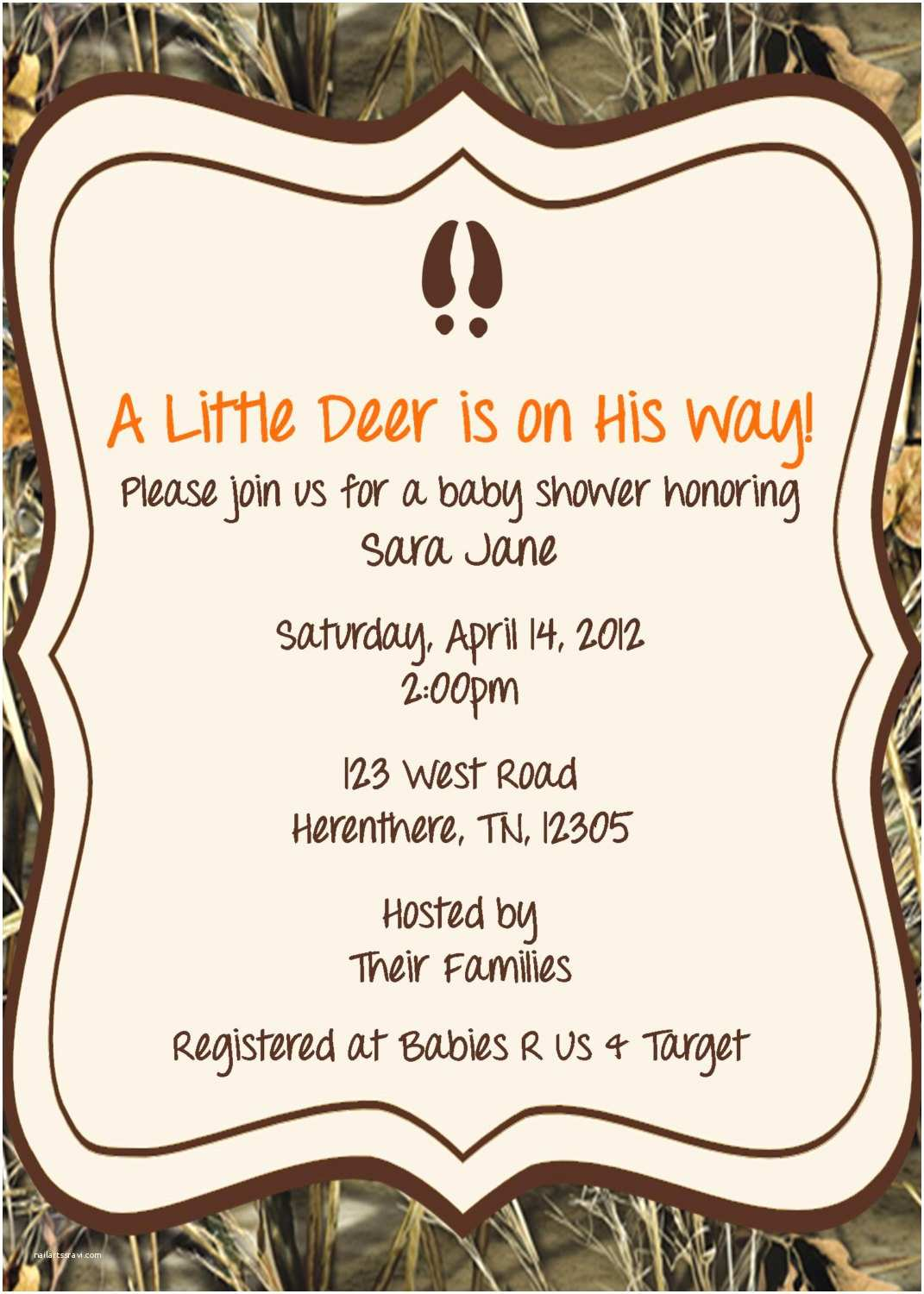 Baby  Shower Invitation Wording Baby Shower Invitation Wording For A