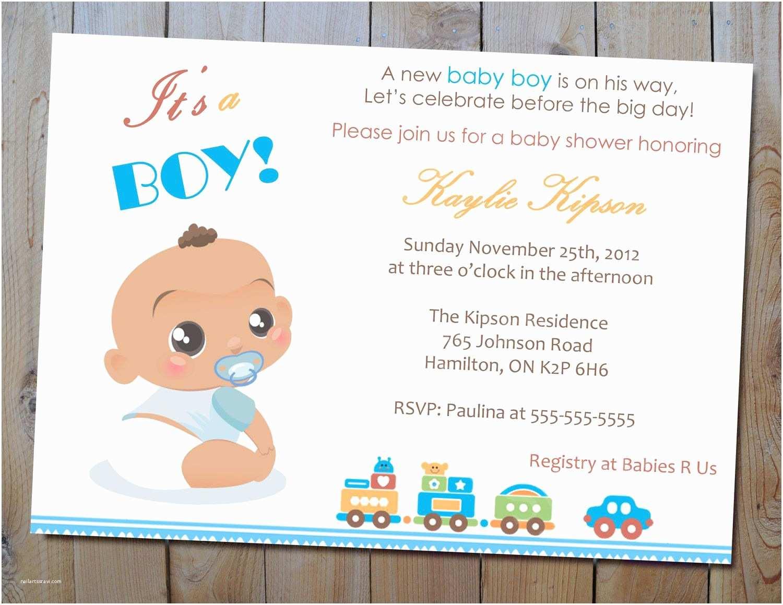 Baby Boy Shower Invitation Wording Birthday Invitation Card Baby Boy Shower