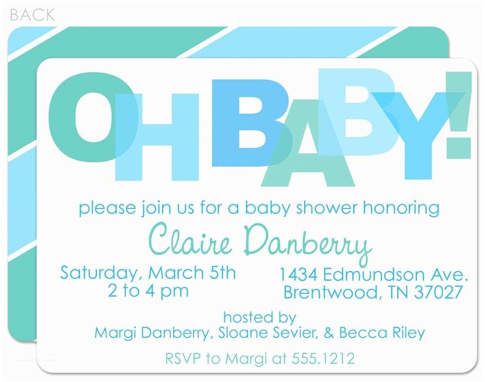 Baby Boy Shower Invitations Baby Shower Invitation Wording for Boy