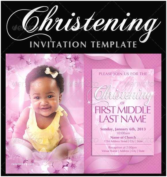Baby Christening Invitations 28 Baptism Invitation Design Templates Psd Ai Vector