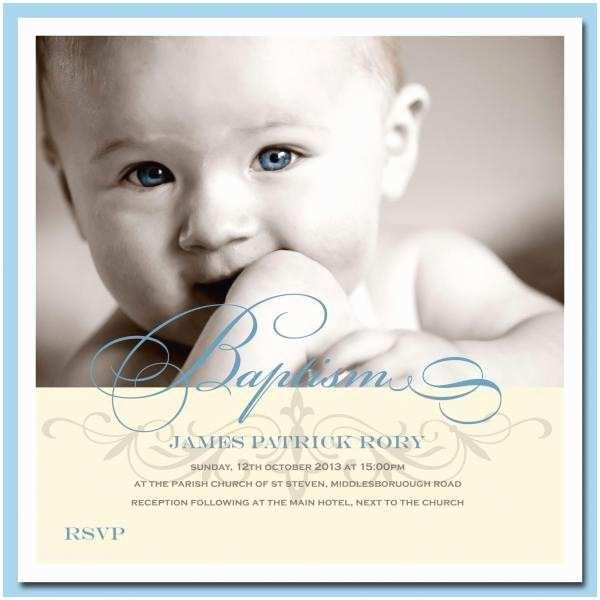 Baby Christening Invitations Christening Invitations
