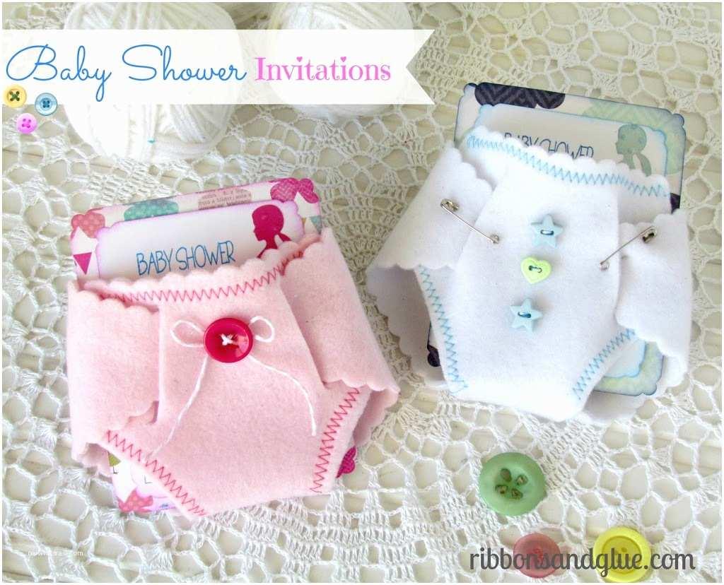 Baby Shower Diaper Invitations Baby Shower Diaper Invitations