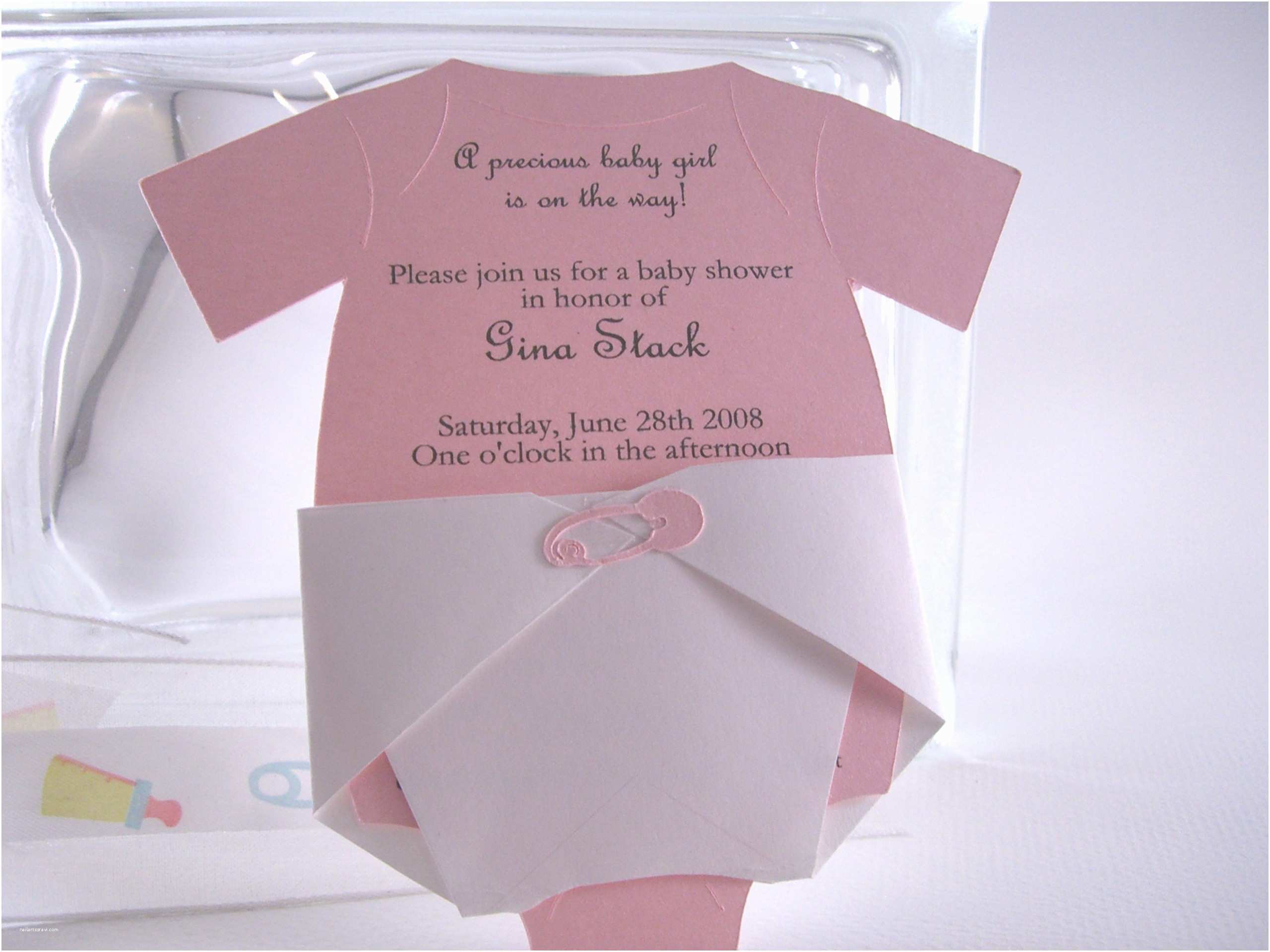 Baby Shower Diaper Invitations Diaper Invites for Baby Shower